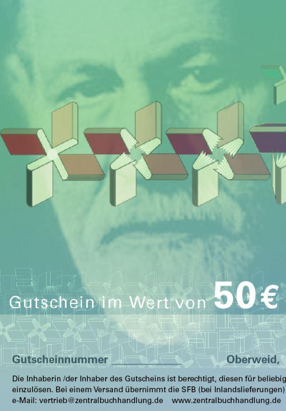 GUTSCHEIN - Bücher- und Warengutschein der SFB