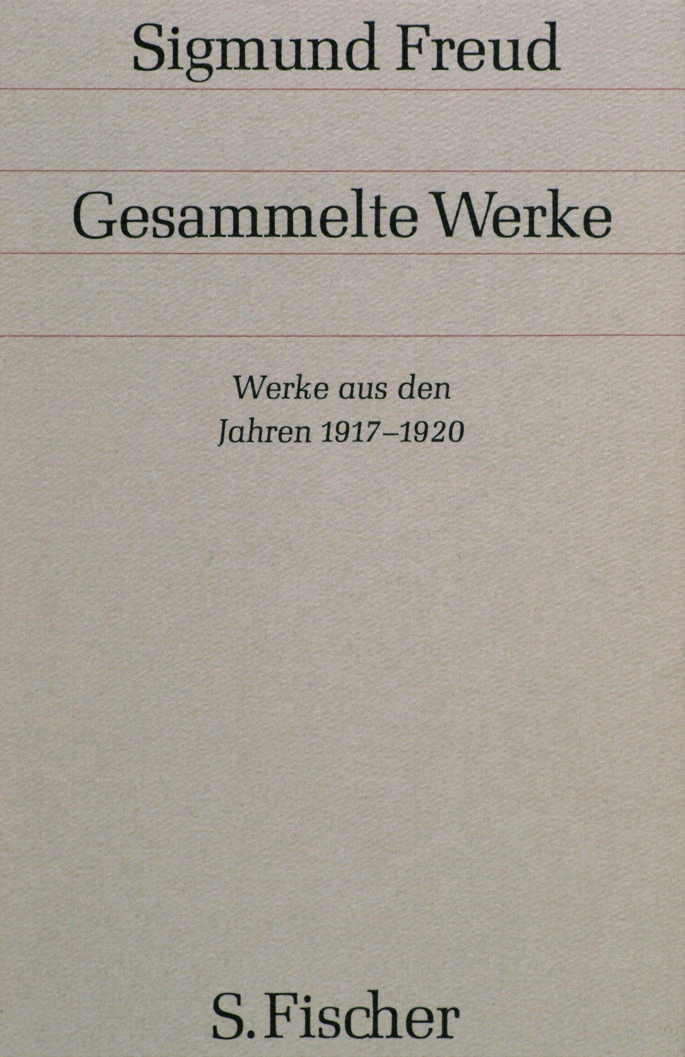 Gesammelte Werke - Band 12 (XII)