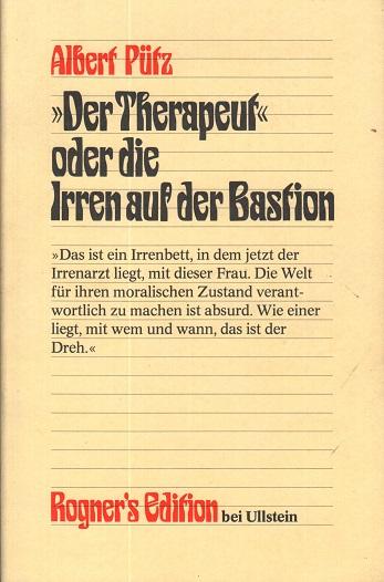 »Der Therapeut« oder die Irren auf der Bastion