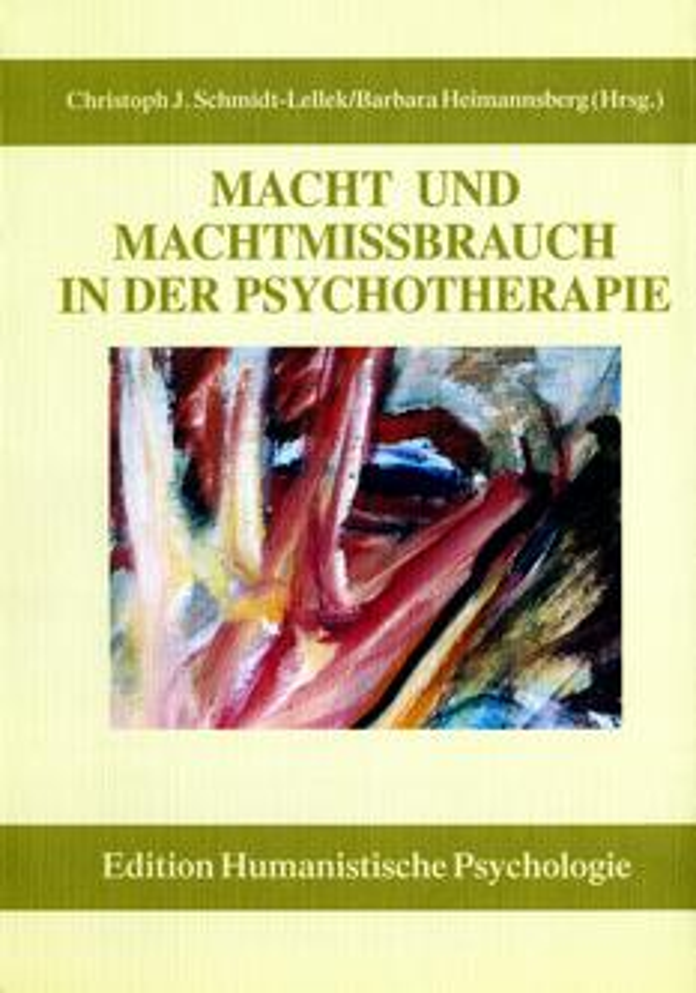 Macht und Machtmissbrauch in der Psychotherapie