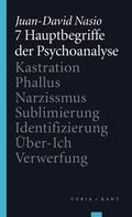 7 Hauptbegriffe der Psychoanalyse