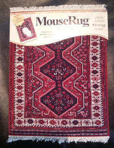 Mousepad (mouse rug) - dekographic