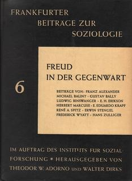 Freud in der Gegenwart
