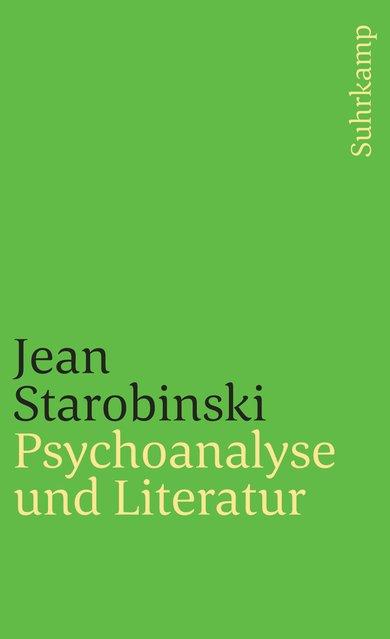 Psychoanalyse und Literatur