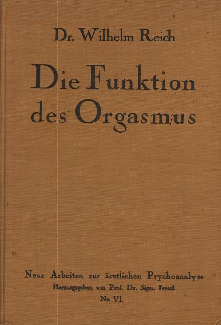 Die Funktion des Orgasmus