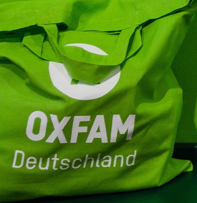Tragetasche OXFAM