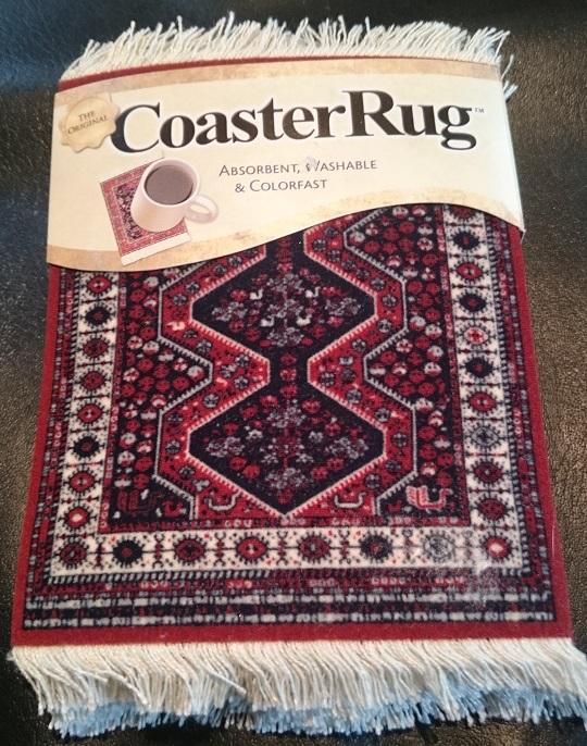 Untersetzer (coaster rug)