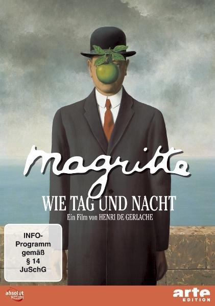 Magritte, wie Tag und Nacht