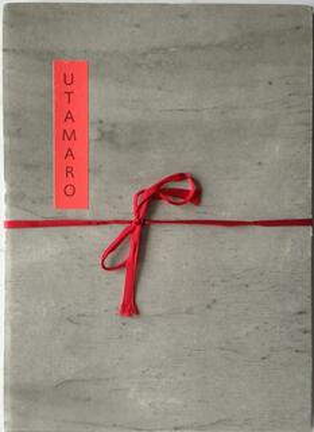UTAMARO-Kopfkissenbuch