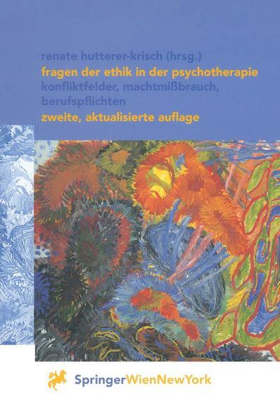 Fragen der Ethik in der Psychotherapie