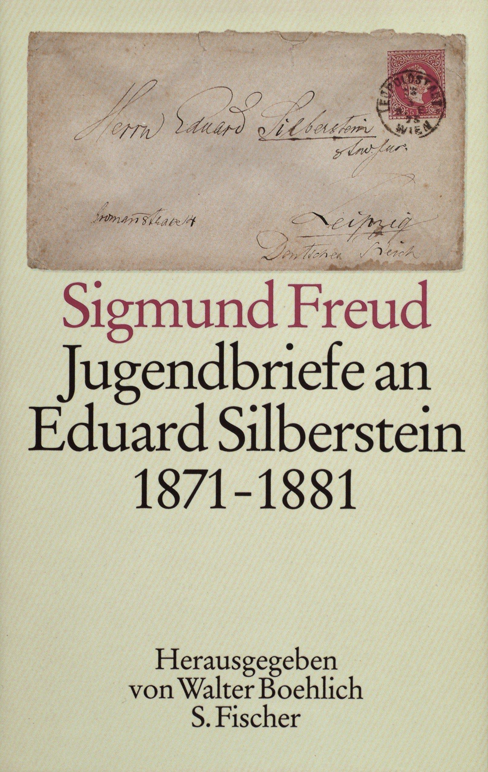 Jugendbriefe an Eduard Silberstein 1871-1881