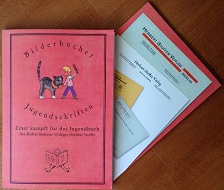 Bilderbücher - Jugendschriften. Einer kämpft für das Jugendbuch