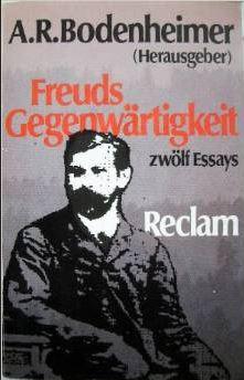 Freuds Gegenwärtigkeit