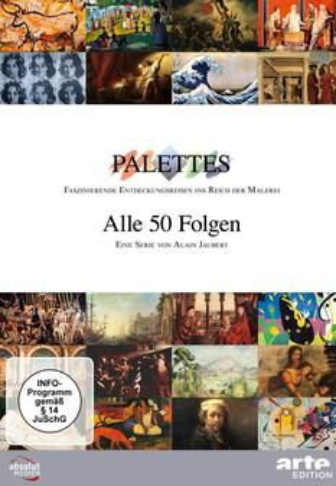 PALETTES – alle 50 Folgen