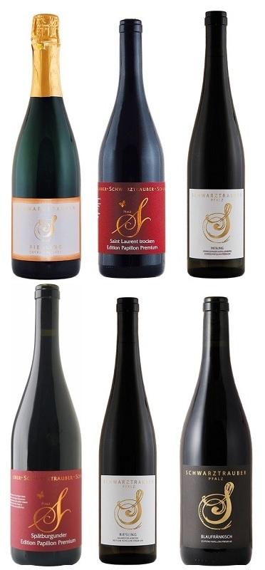 """* Wein-Probierpaket """"Premium"""""""