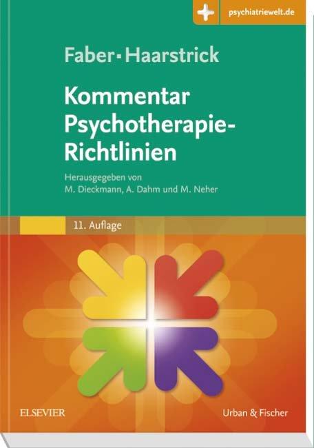 Faber / Haarstrick. Kommentar Psychotherapie-Richtlinien