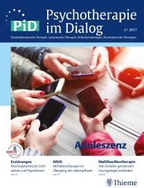 Psychotherapie im Dialog