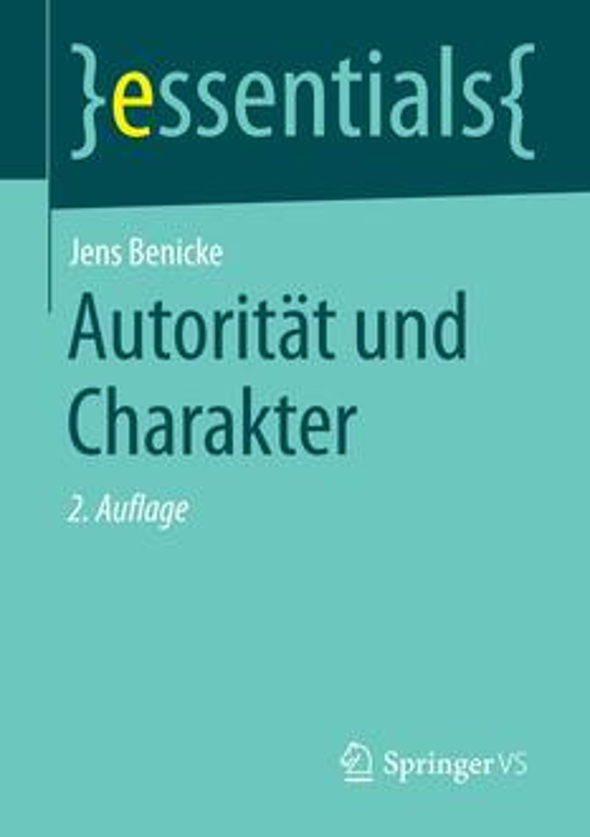 Autorität und Charakter