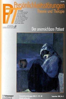 Persönlichkeitsstörungen: Theorie und Therapie (PTT)