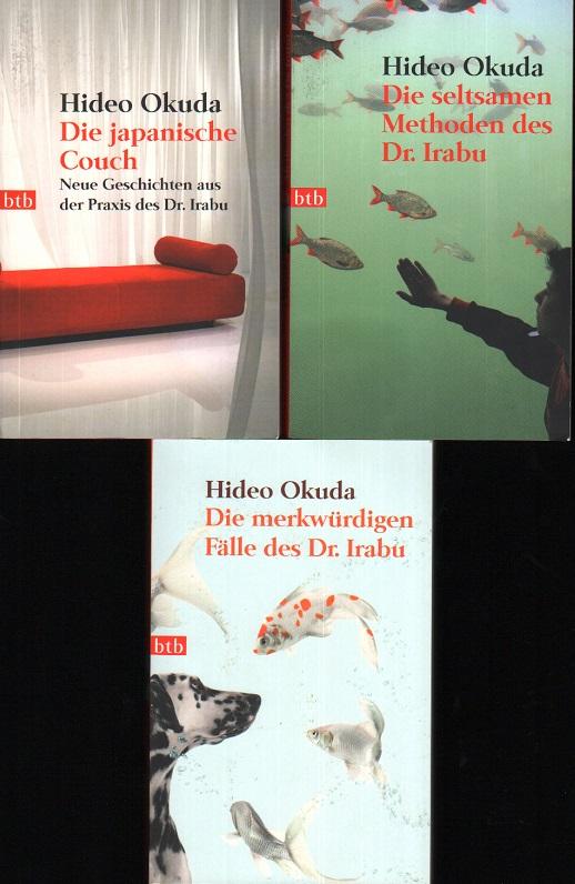 Die seltsamen Methoden des Dr. Irabu (3 TB-Bände)