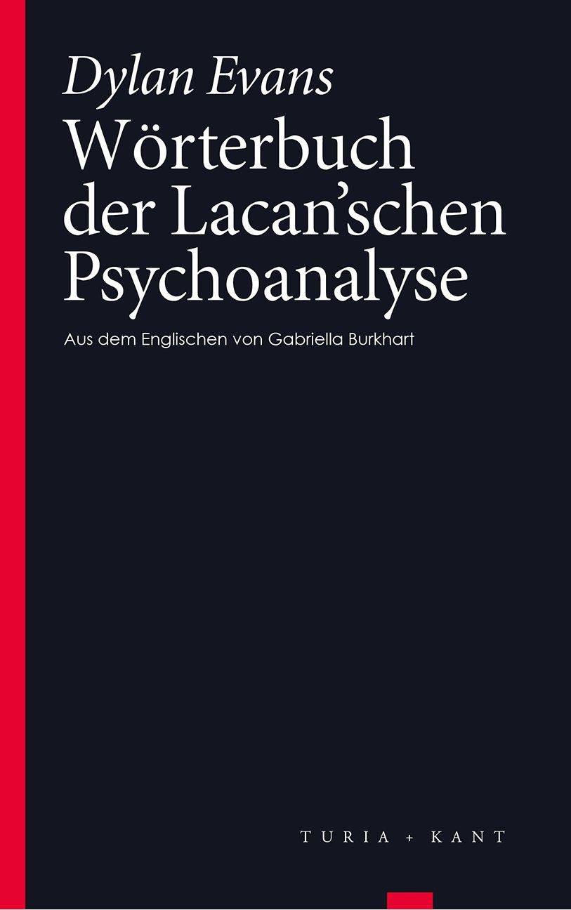 Wörterbuch der Lacan'schen Psychoanalyse