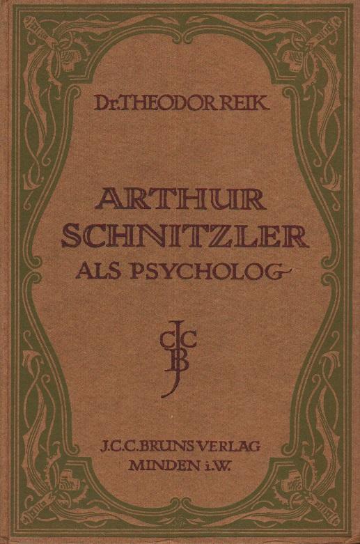 Arthur Schnitzler als Psycholog