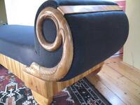 Biedermeier-Couch