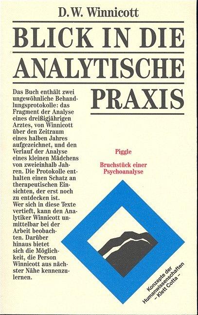 Blick in die analytische Praxis