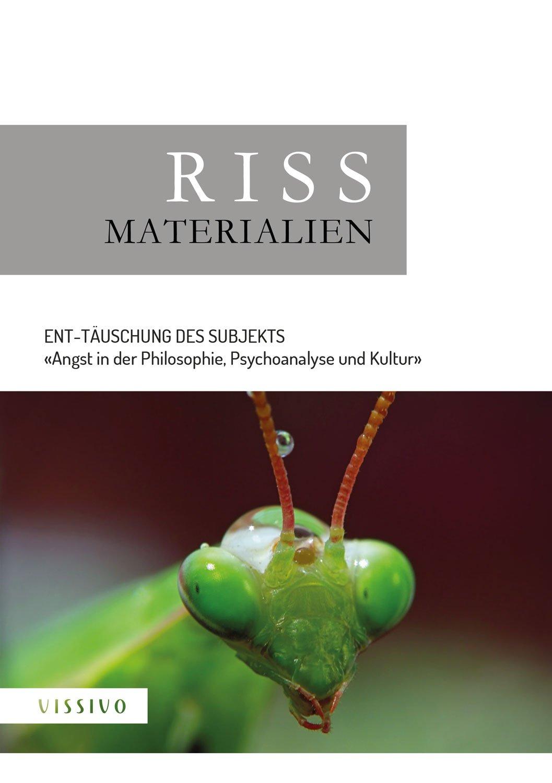 RISS Materialien 4: Sonderausgabe RISS. Zeitschrift für Psychoanalyse