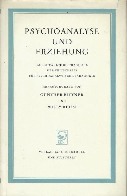 Psychoanalyse und Erziehung