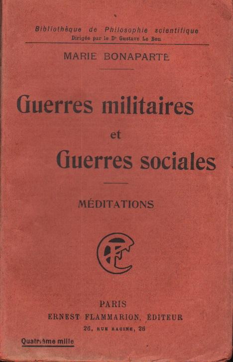 Guerres militaires et guerres sociales