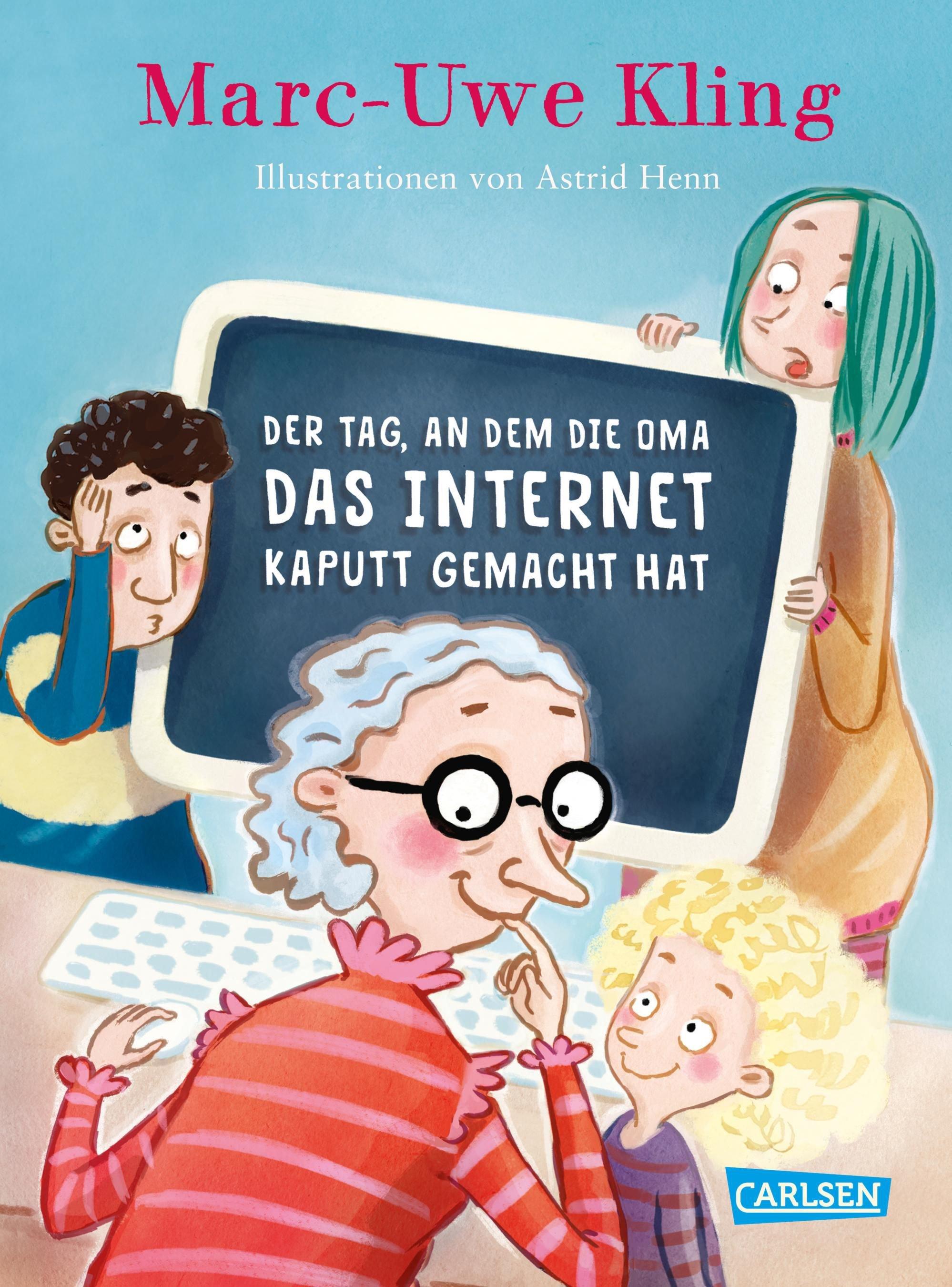 Der Tag, an dem die Oma das Internet kaputt gemacht hat