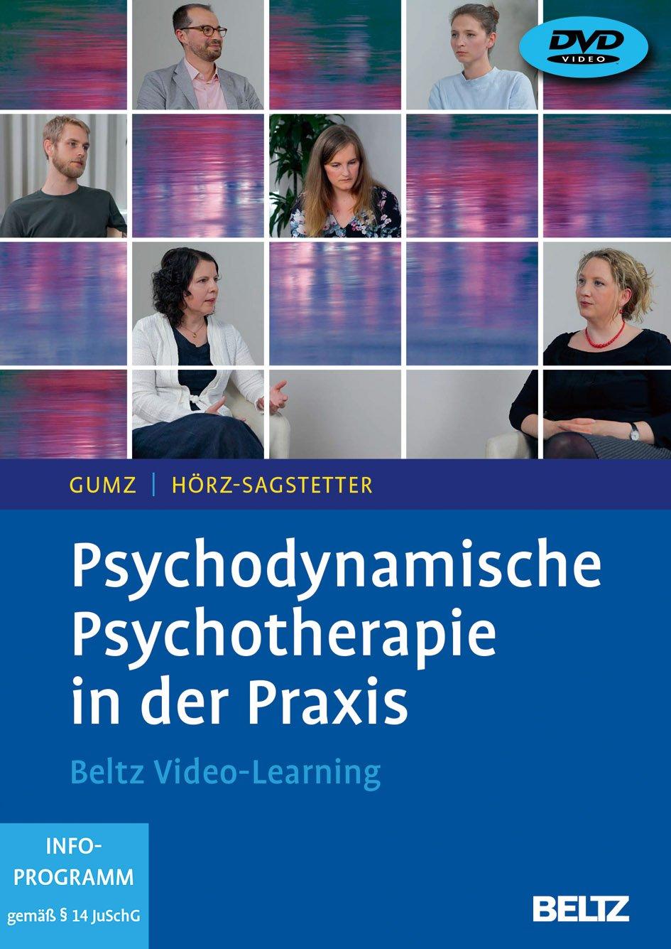 Psychodynamische Psychotherapie in der Praxis - Videodarstellungen auf DVD