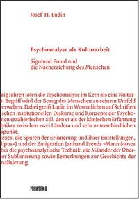 Psychoanalyse als Kulturarbeit