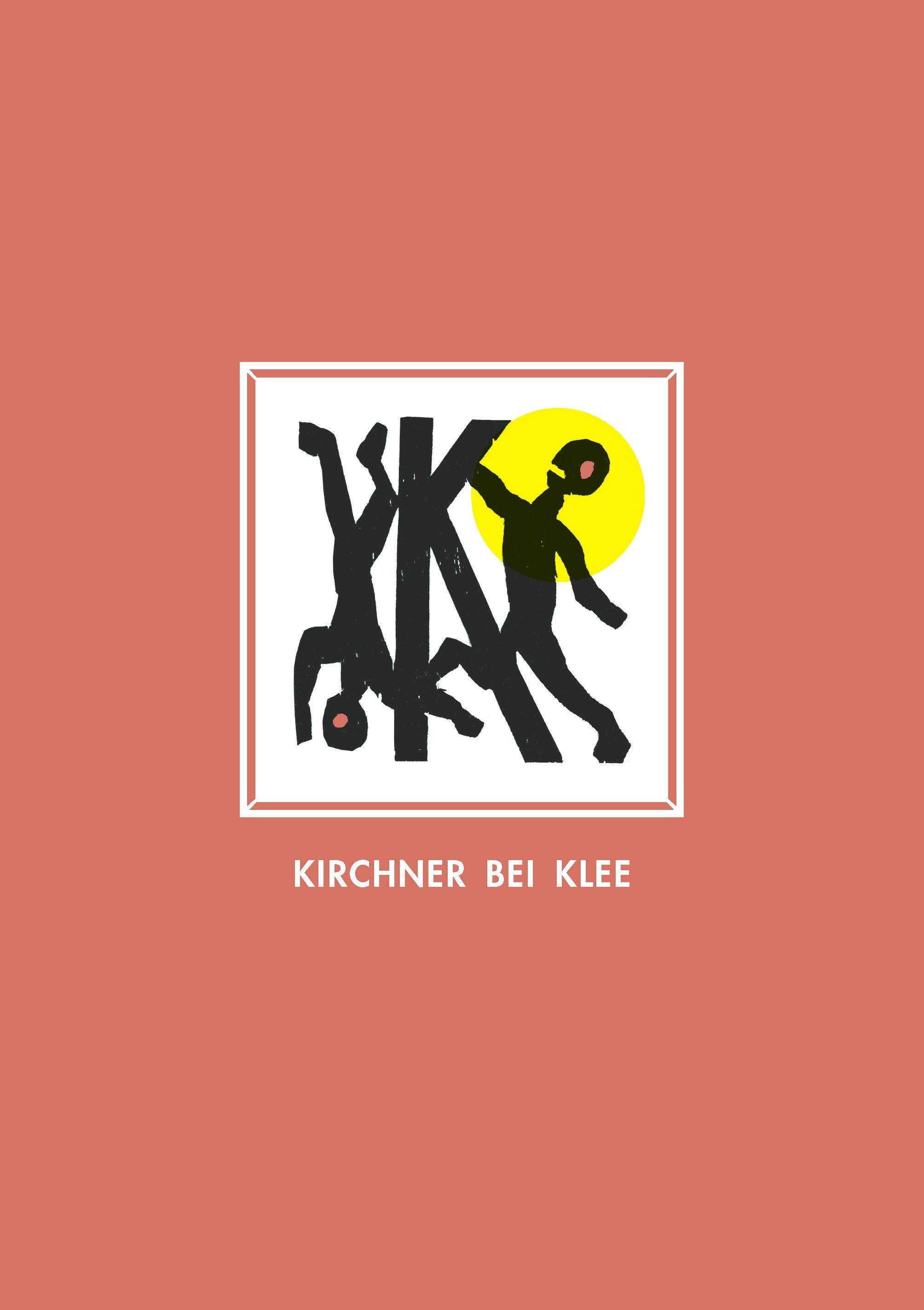 Kirchner bei Klee mit farbigen Holzschnitten von Martin Furtwängler