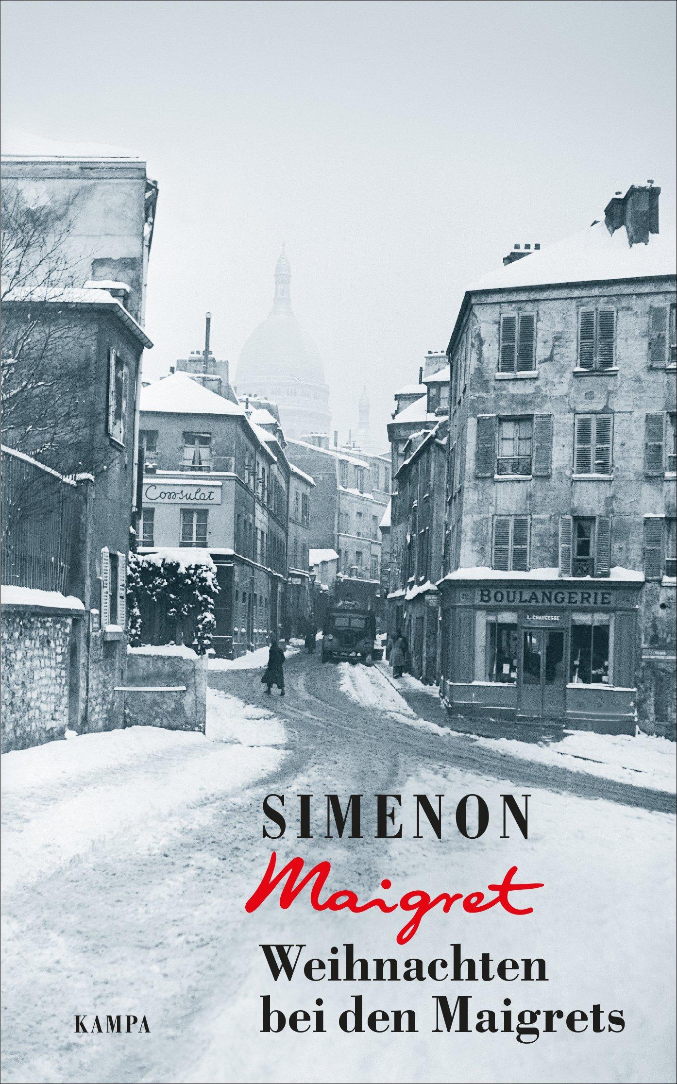 Weihnachten bei den Maigrets
