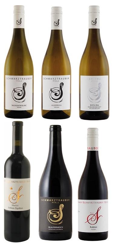 """* SFB Wein-Probierpaket """"Carpe diem"""""""