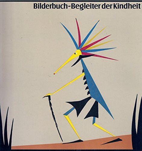 Bilderbuch - Begleiter der Kindheit