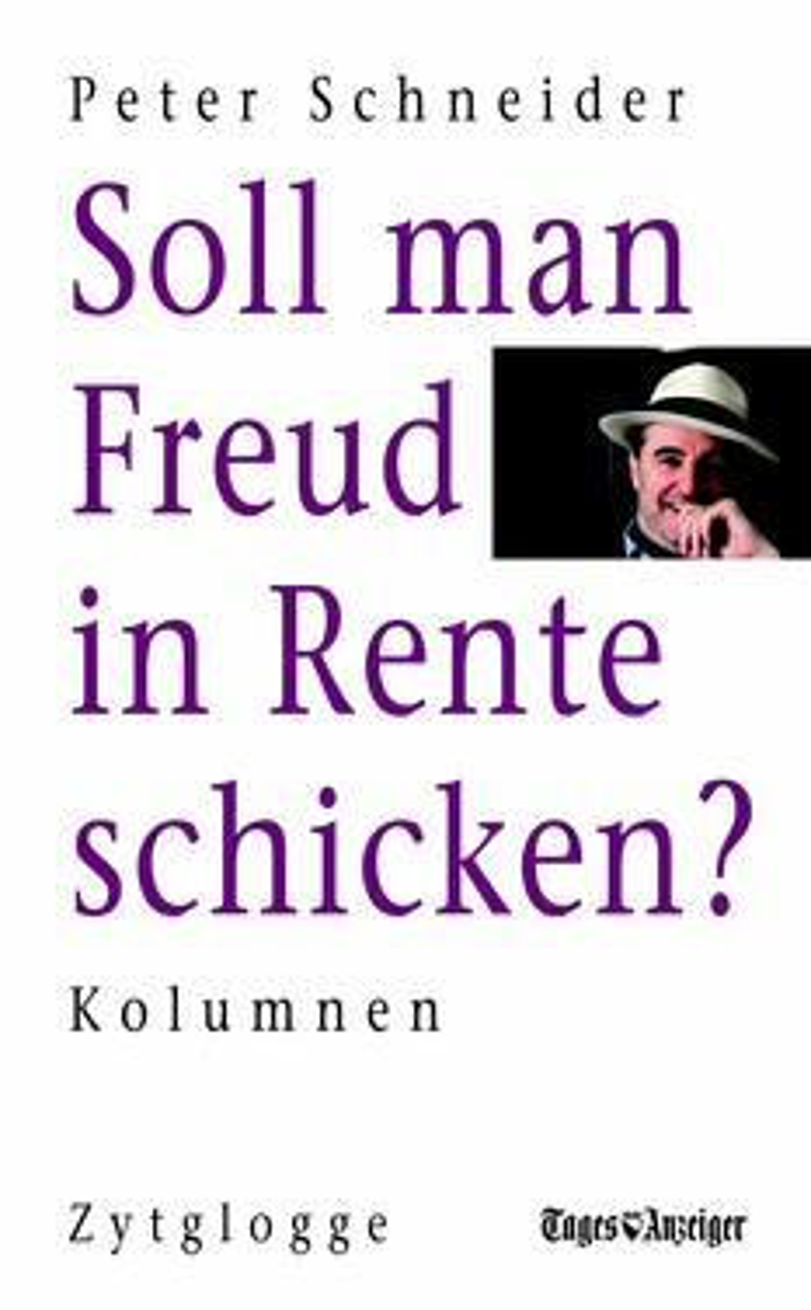 Soll man Freud in Rente schicken?