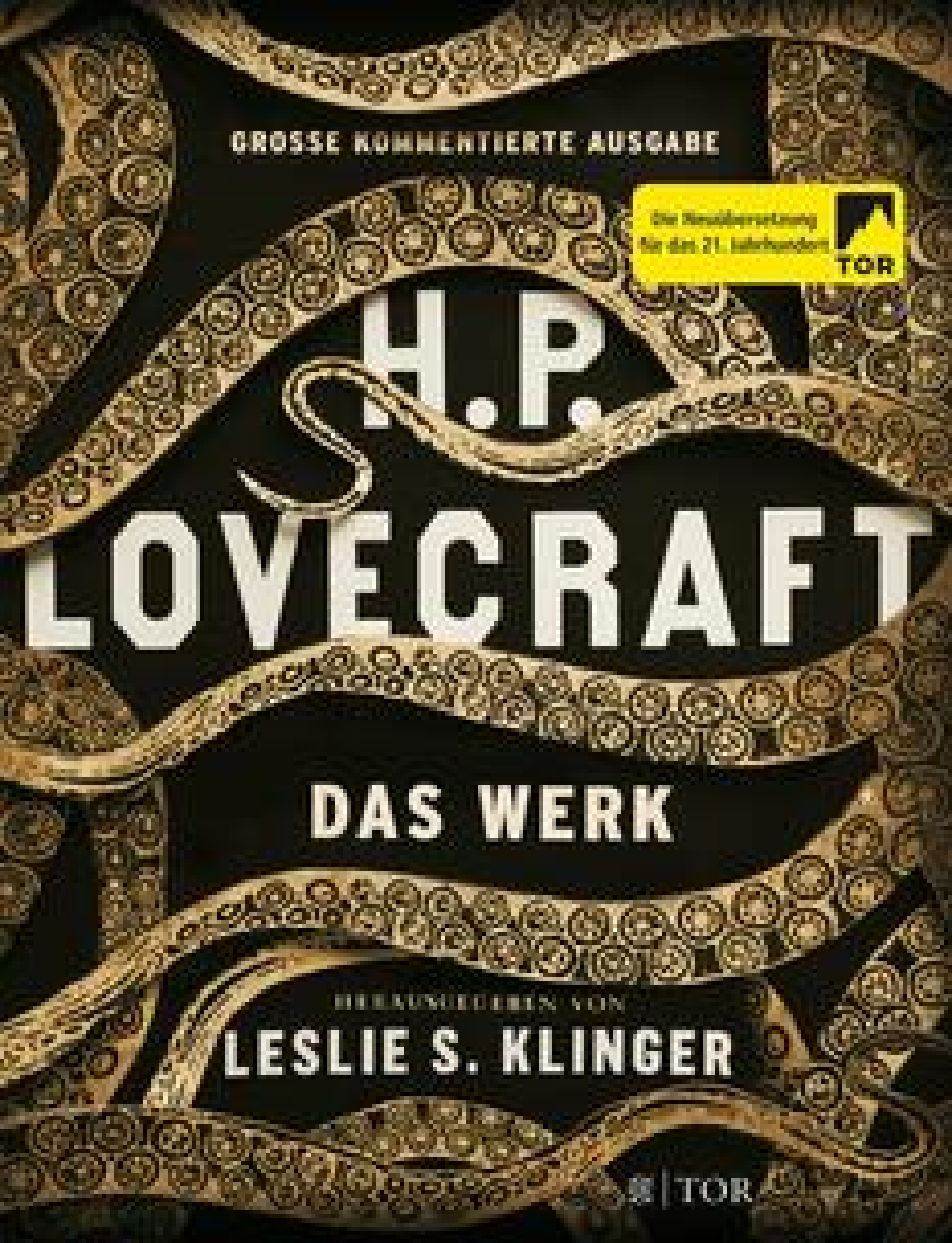 H. P. Lovecraft. Das Werk