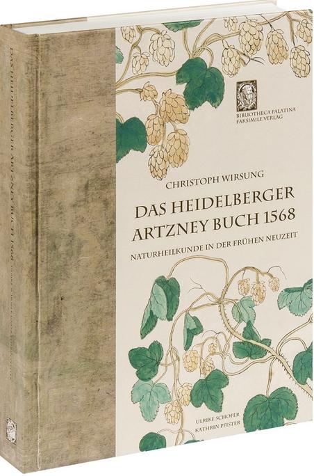 Das Heidelberger Artzney Buch 1568