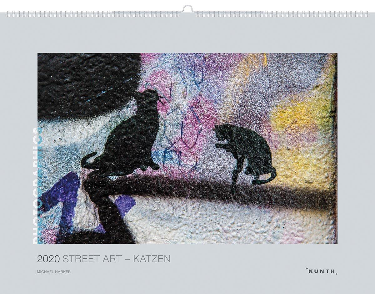 Street Art – Katzen 2020