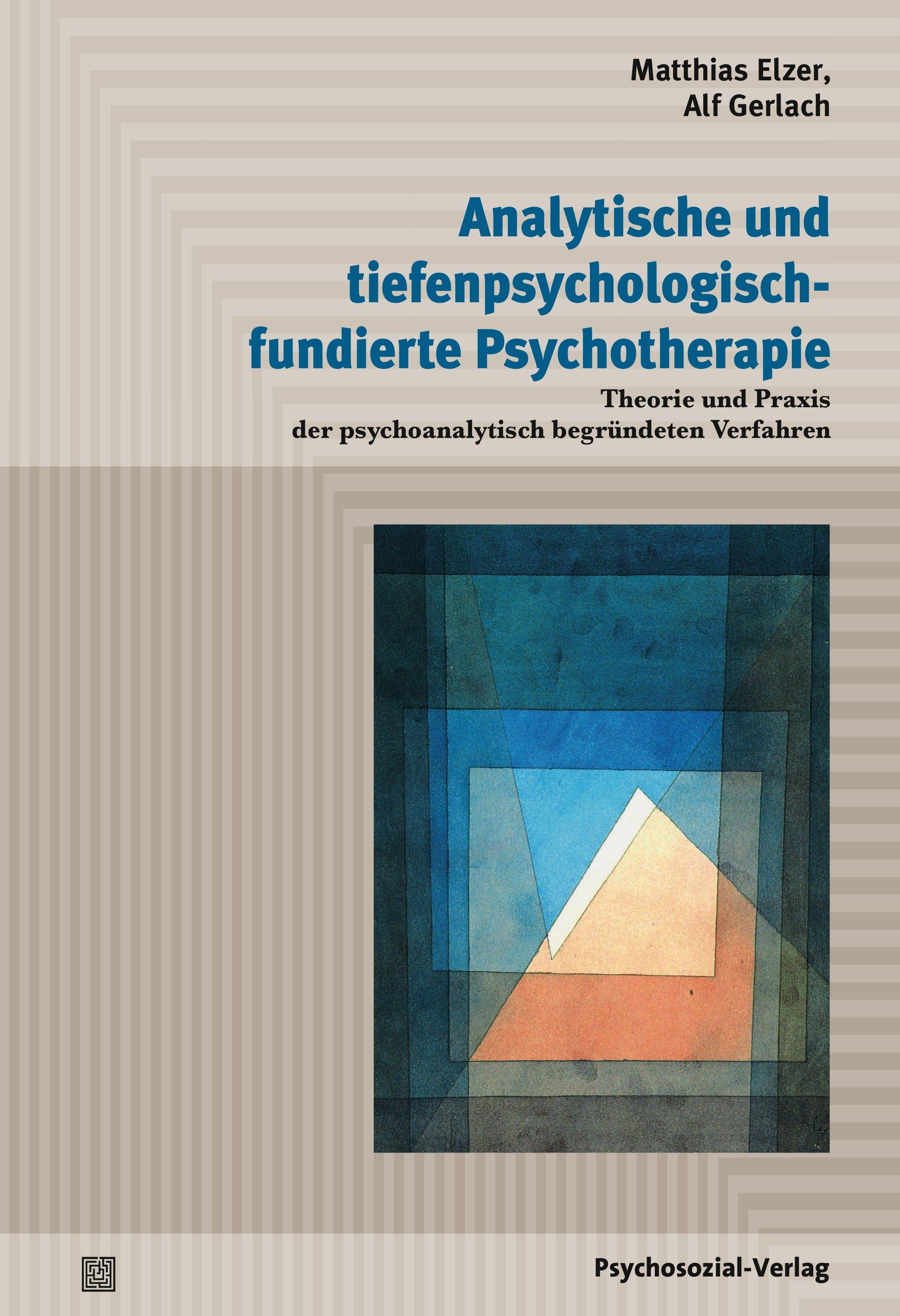 Analytische und tiefenpsychologisch-fundierte Psychotherapie