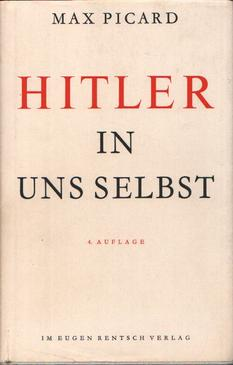 Hitler in uns selbst