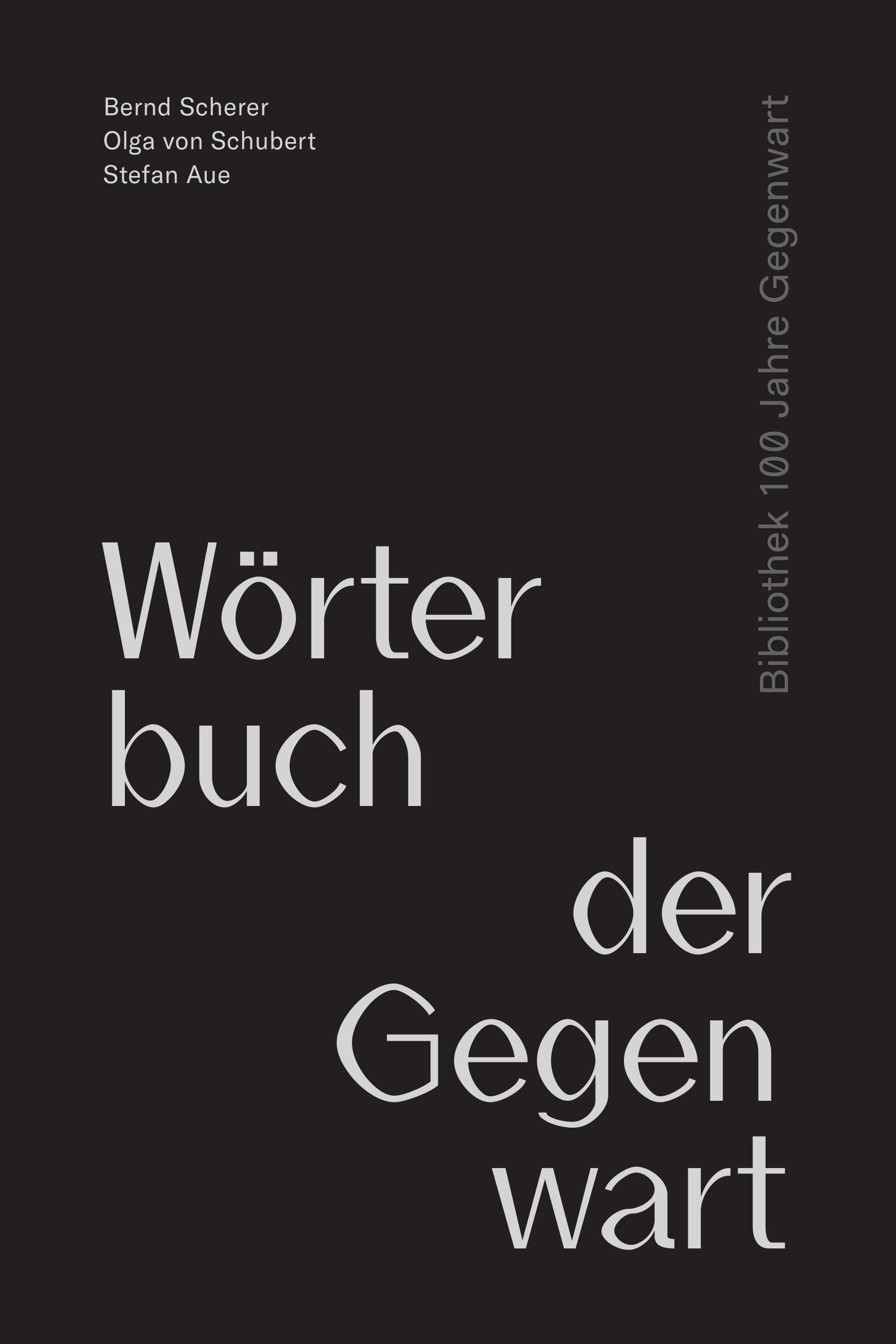 Wörterbuch der Gegenwart