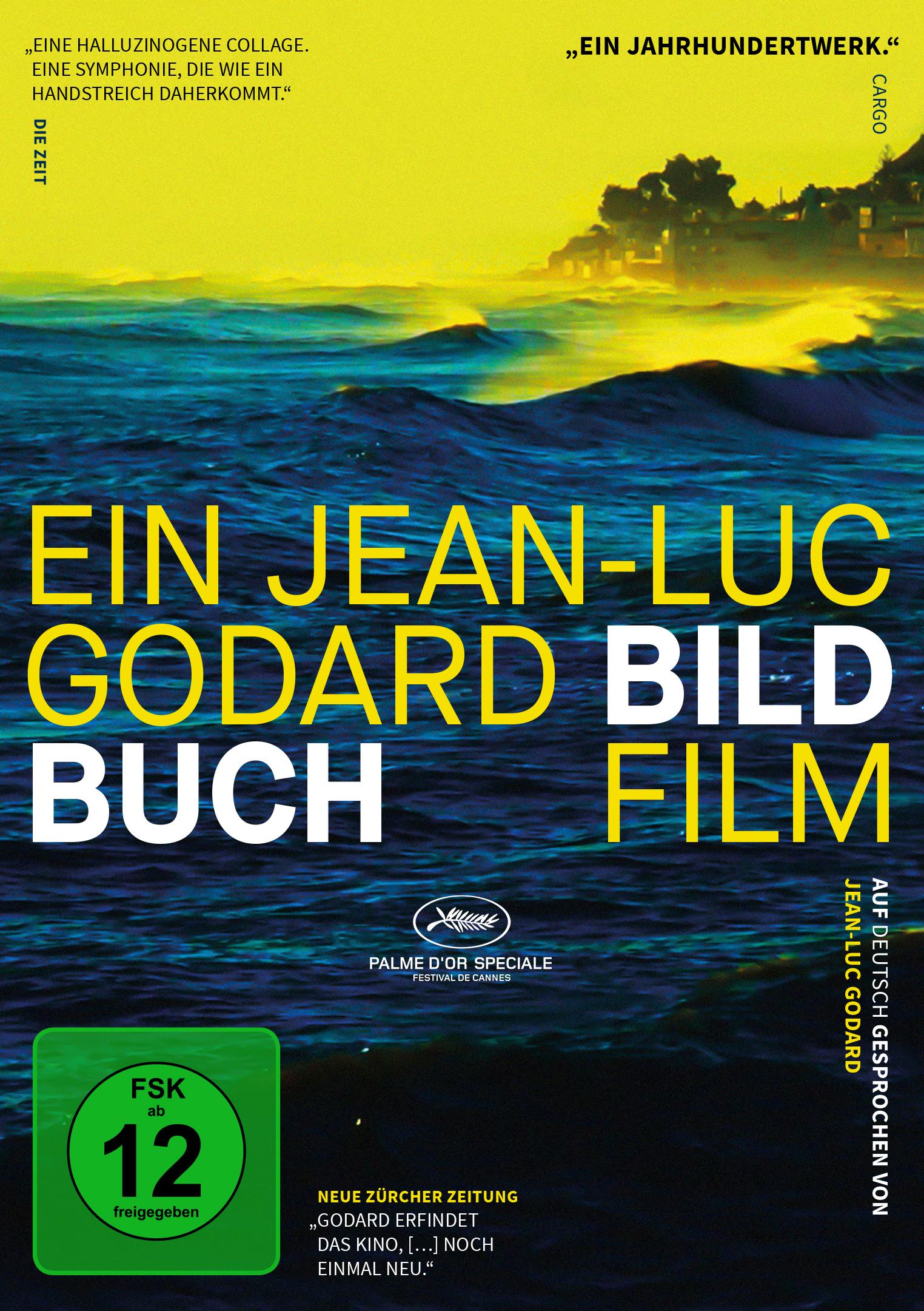 Ein Jean-Luc Godard BILDBUCH Film
