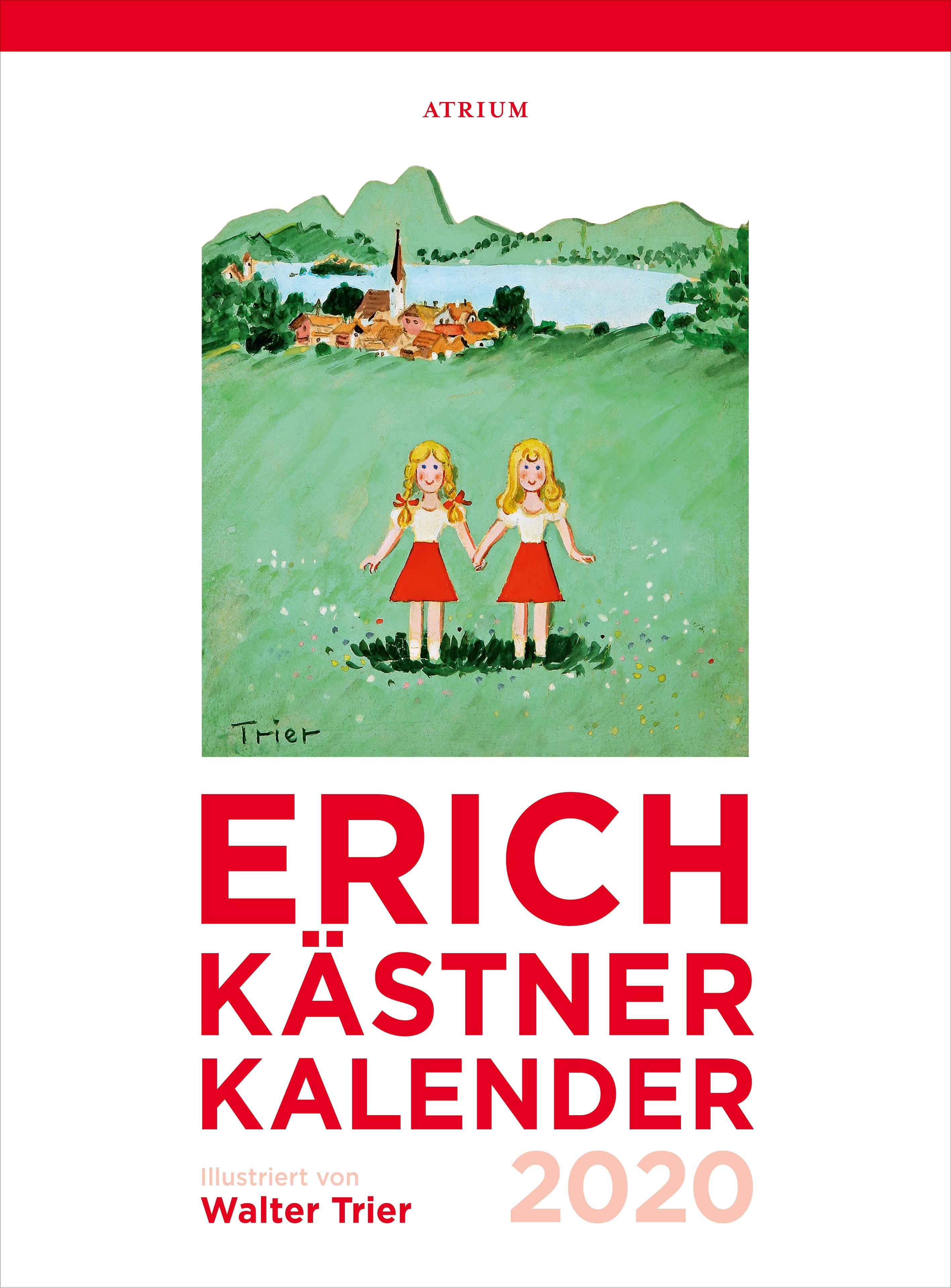Der Erich Kästner Kalender 2020