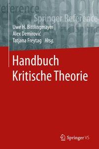 Handbuch Kritische Theorie
