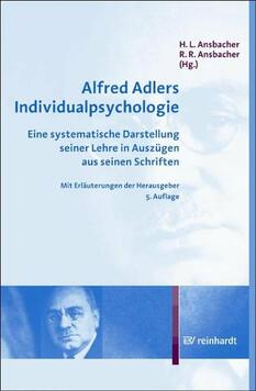 Alfred Adlers Individualpsychologie