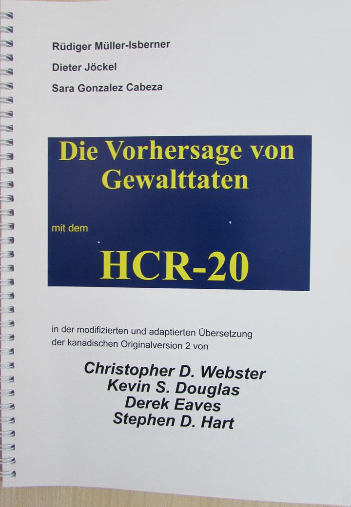 Die Vorhersage von Gewalttaten mit dem HCR 20